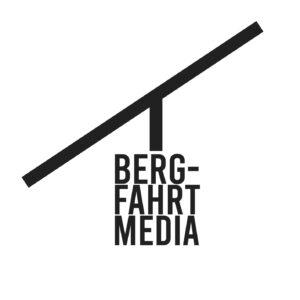 Berg Fahrt Media Logo